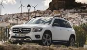 Mercedes GLB : le faux frère