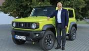 Interview Stéphane Magnin – Suzuki : « Des voitures au juste prix »