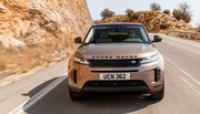 Essai Land Rover Evoque D180 (2019) : fioul lourd