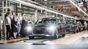 Audi va supprimer 9500 emplois en Allemagne d'ici 2025