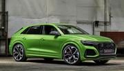 """Audi dévoile le prix de son """"SUV-coupé"""" sportif RS Q8"""