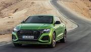 Audi RS Q8 (2020) : 600 ch pour le SUV coupé d'Ingolstadt