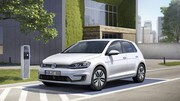 La VW e-Golf a franchi le cap des 100 000 ventes