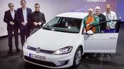 100 000 Volkswagen eGolf électriques