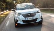 Notre premier essai du nouveau Peugeot e-2008 électrique
