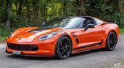 Essai Chevrolet Corvette Grand Sport Final Edition : Bittersweet symphony
