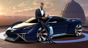 Audi RSQ e-tron ou Audi R8 ?