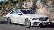 Les nouveautés Mercedes 2020 en images
