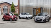 Smart EQ 2020 : à partir de 26 500 euros