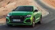 RS Q8 : Le plus gros Q d'Audi !