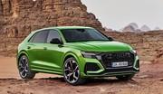 Audi RS Q8 : la démesure...à faire enrager les écolos !