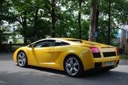 Lamborghini Gallardo : sensations taurines