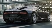 Bugatti Chiron Noire, l'hommage à l'hommage