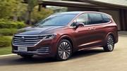Nouveau Volkswagen Viloran (2020) : retour gagnant du monospace ?