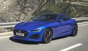 Jaguar F-Type 2020, un restylage qui va bien