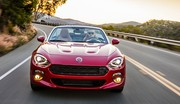 Fin de la production pour la Fiat 124 Spider