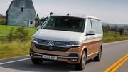 Tarifs : le Volkswagen California T6 restylé débute à moins de 50.000 euros