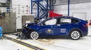 EuroNCAP : Jeep à la traîne