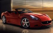 Ferrari California : Présentée officiellement à Los Angeles