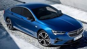 Opel Insignia restylée : léger lifting