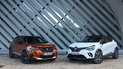 Comparatif vidéo - Peugeot 2008 VS Renault Captur : le french kiff