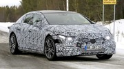 Scoop : Mercedes EQS, la Model S étoilée