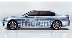 BMW Concept Série 7 ActiveHybrid : V8 essence hybride