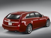 Cadillac étoffe sa gamme en vue de 2009