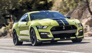Essai Ford Mustang Shelby GT500 : la plus bestiale !