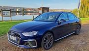 Essai Audi S4 V6 TDi : docilement mazoutée