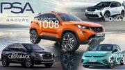 Futures Peugeot, Citroën, DS, Opel : le programme de PSA