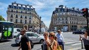 Bouchons à Paris et en Île-de-France ce lundi: un taux de congestion exceptionnel de 145%
