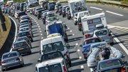 Grève sur la réforme des retraites : plus de 600 km de bouchons sur les routes d'Ile-de-France