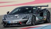McLaren lève le voile sur sa nouvelle 620R
