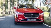 Jaguar I-Pace : plus d'autonomie