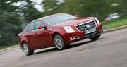 Essai Cadillac CTS 3.6 : la plus européenne des 'ricaines