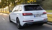 L'Audi Q7 s'offre deux hybrides rechargeables TFSI e quattro