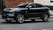 Lynk&Co dévoile son quatrième modèle, un SUV coupé