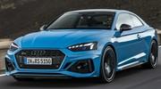 Audi RS 5 et RS 5 Sportback 2020 : toutes les photos et infos officielles