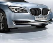 BMW Concept Série 7 ActiveHybrid : La guerre des hybrides aura bien lieu