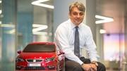 Luca de Meo, président de Seat, part favori pour devenir directeur de Renault