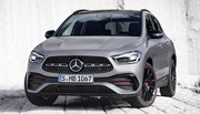 Mercedes GLA : la Classe A avec des bottes