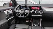 Mercedes renouvelle son GLA : Plus court mais plus habitable