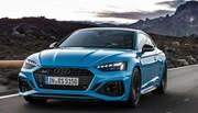 Audi RS5 : renouveau cosmétique