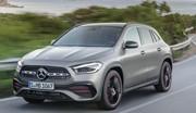Le nouveau Mercedes GLA est arrivé