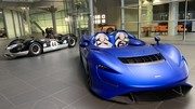 Présentation vidéo de la McLaren Elva