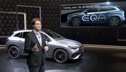 Mercedes EQA : un GLA électrique