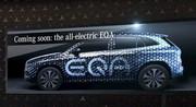 Le futur Mercedes EQA sera finalement un GLA électrique