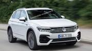 Notre première image du Volkswagen Tiguan 2020