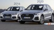 Nouvel Audi Q5 restylé : quels changements pour le SUV ?